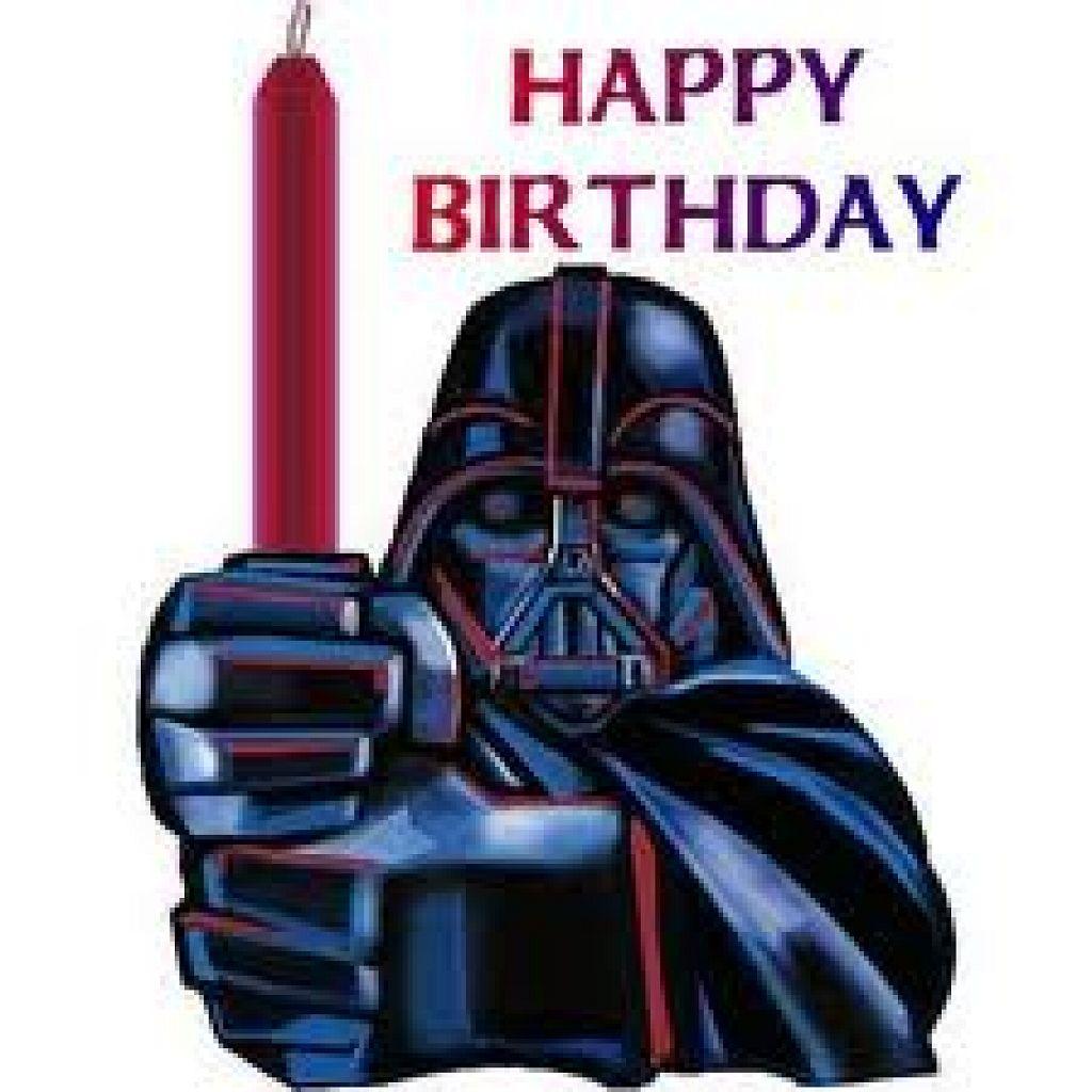 Spirit modelcar afficher le sujet bon anniversaire dark - Bon anniversaire star wars ...