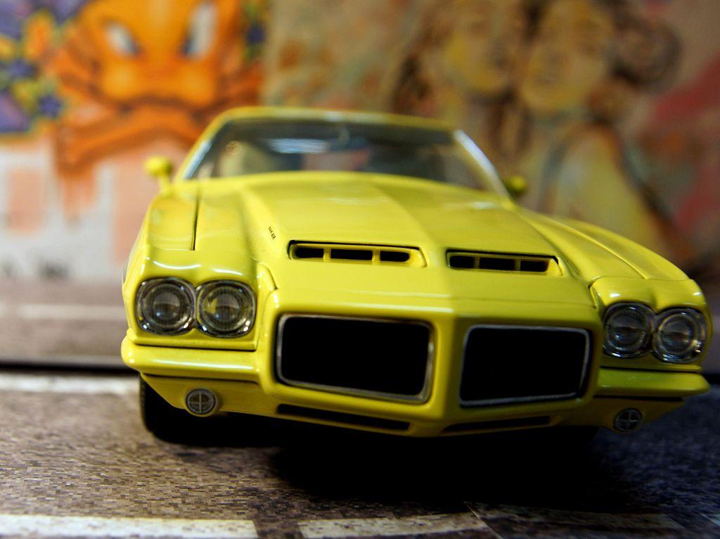 spirit modelcar  u2022 afficher le sujet - le mans pontiac 1972  18