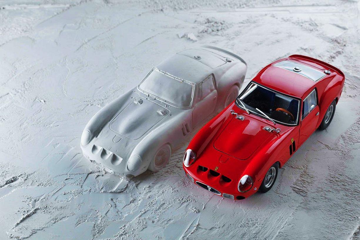 Spirit Modelcar • Afficher le sujet - FERRARI 250 GTO ...