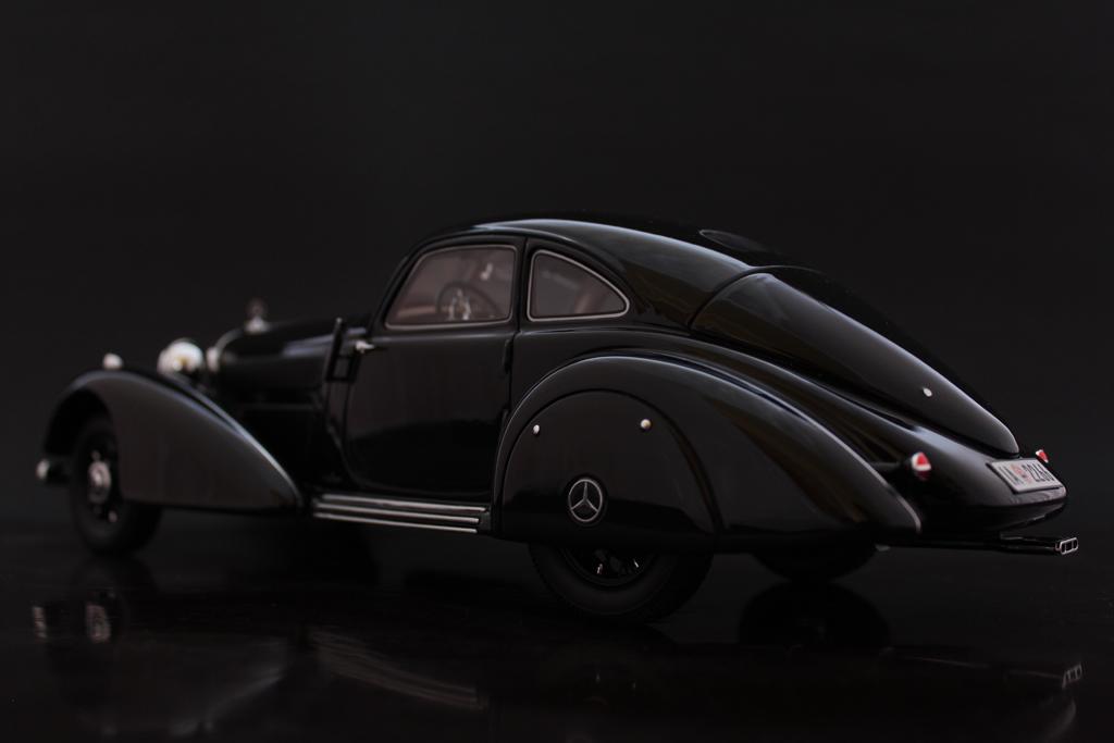 Spirit modelcar afficher le sujet mercedes benz 540k for Mercedes benz autobahn